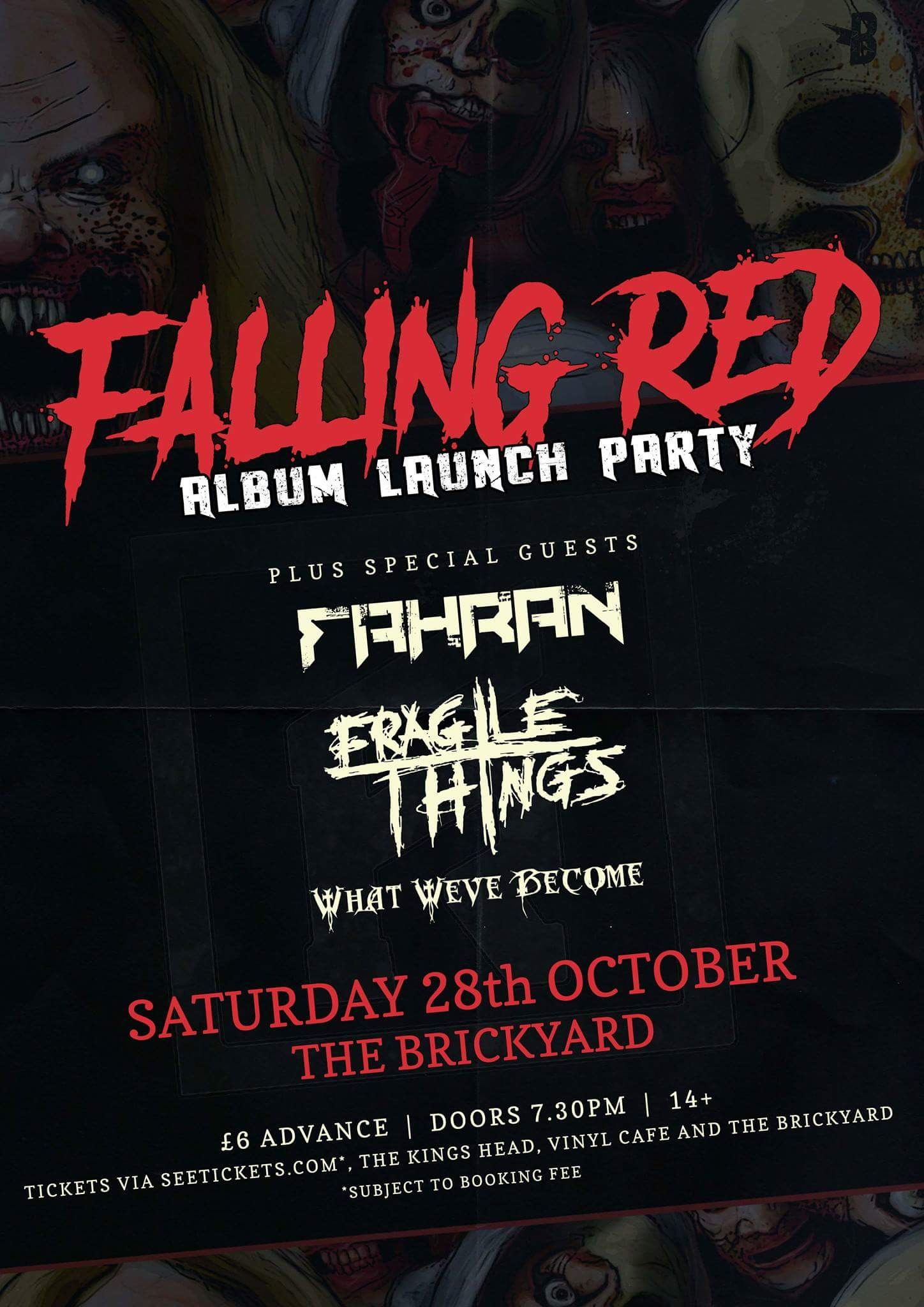 Album Launch Party Announced