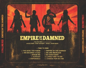 Empire of the Damned Back Cover