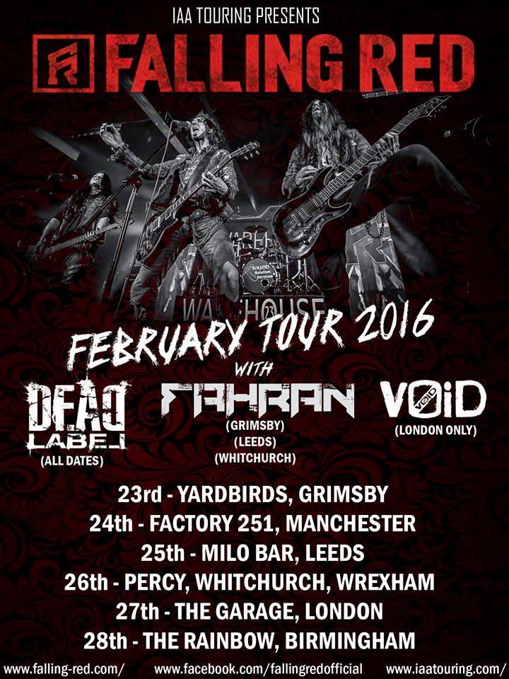 Feb tour update 2016